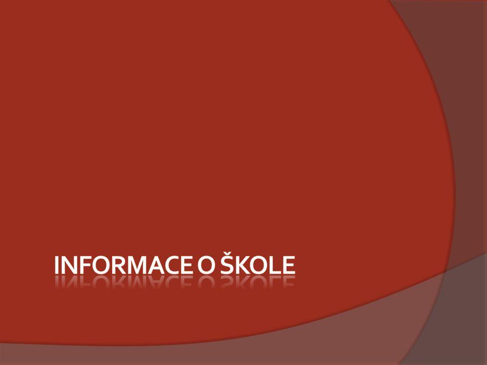 Tato prezentace podává základní informace o škole, o jejím technickém vybavení, o výuce a o školních akcích a aktivitách Informace o škole Vybavení šk