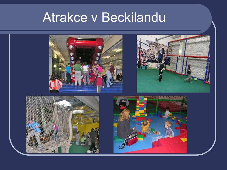 Různé akce v Beckilandu