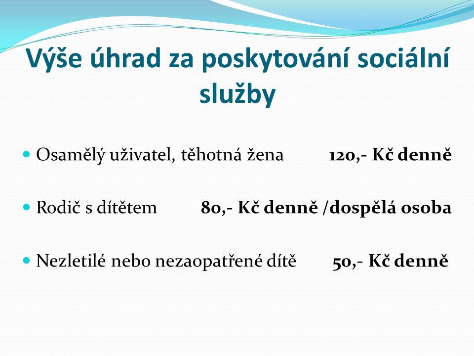 Vedoucí oddělení sociálních služeb Ing.Kateřina Michaliková Tel.