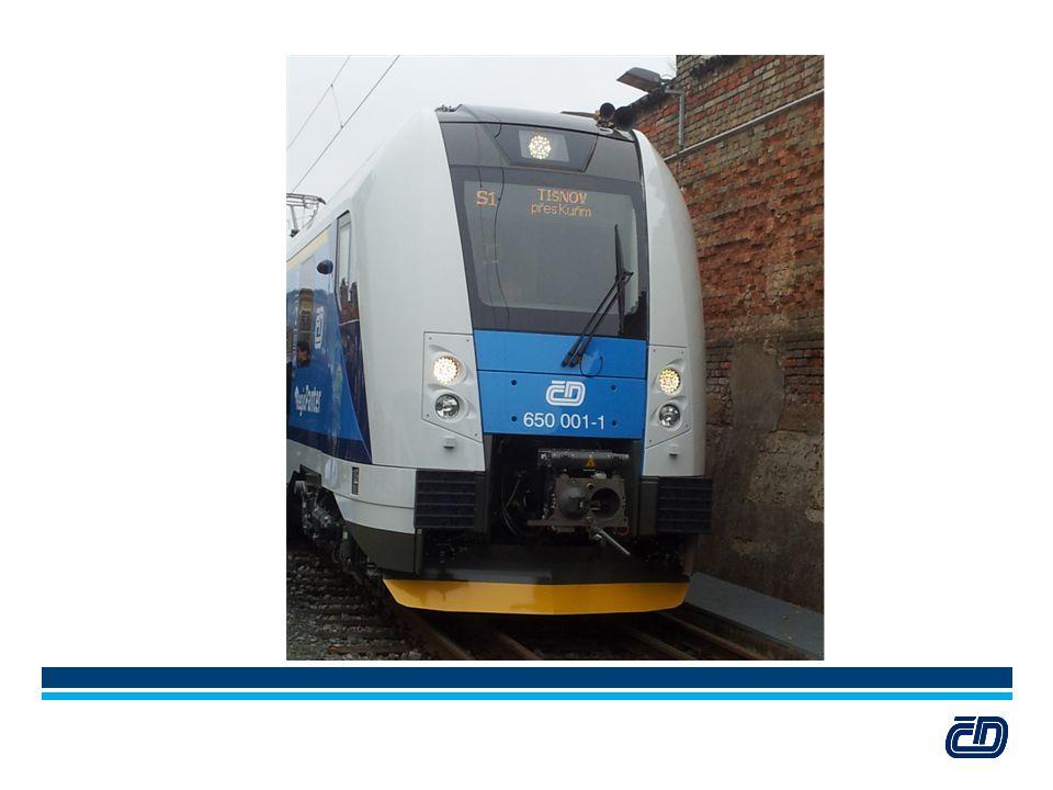 Základní technické, výrobní a provozní údaje  Pro Ústecký kraj bude dodáno 7 kusů jednotek;  Jednotky sestávají ze tří vozů;  Celková hmotnost soupravy je 160t.