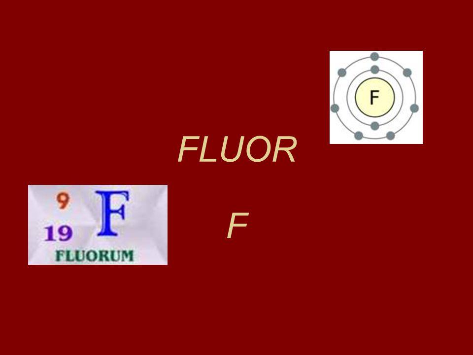 FLUOR F