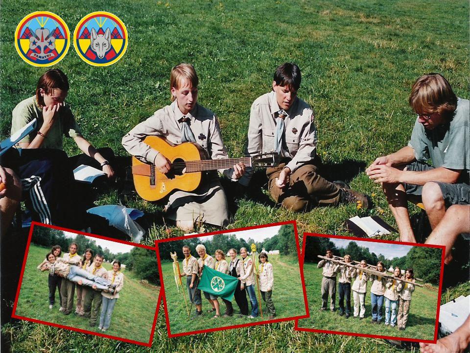 O Lesní škole  Poslední čtyři ročníky (2002, 2004, 2006 a 2008) byly pořádány jako klasická lesní škola specializovaná na motivaci a výměnu zkušeností mezi vůdci a vůdkyněmi smeček vlčat a rojů světlušek.