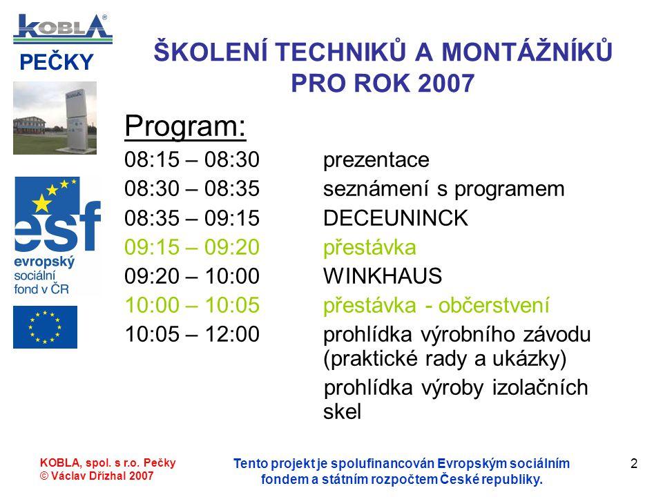 PEČKY KOBLA, spol.s r.o.