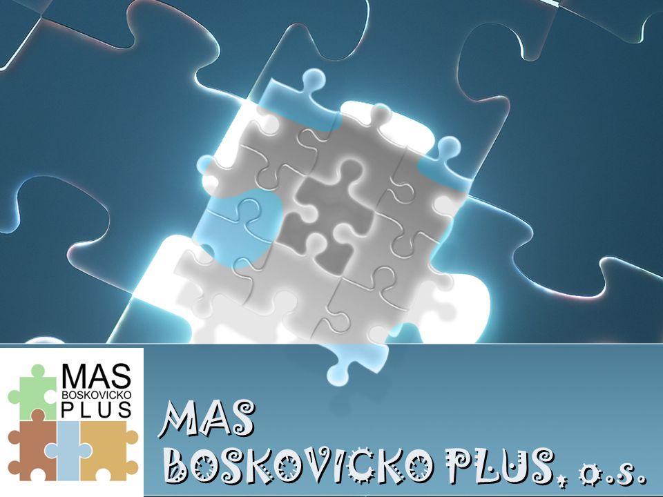 MAS BOSKOVICKO PLUS, o.s.
