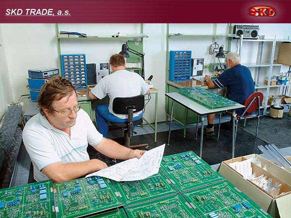 Licenční výroba: -výroba a prodej ČKD TRAKCE, LOKOMOTIVKA, TATRA, NAFTOVÉ MOTORY -odbytové problémy z počátku devadesátých let -soustředění výroby a prodeje do ČKD DOPRAVNÍ SYSTÉMY (1996) -prohlášení konkursu a jmenování správce -prodej vybraných aktiv do rukou firmy SIEMENS – 8.10.2001 -podpis licenční smlouvy mezi SKD a SKV – 24.9.2002 -podpis dodatku licenční smlouvy na lokomotivní točivé stroje – 2.4.2003 -díly pro tramvaje- mechanické díly - elektronika - tramvajové motory -díly pro dieselelektrické lokomotivy- elektromechanické díly - elektronika - trakční motory - generátory - pomocné stroje