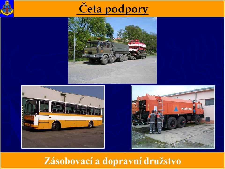Zásobovací a dopravní družstvo Četa podpory
