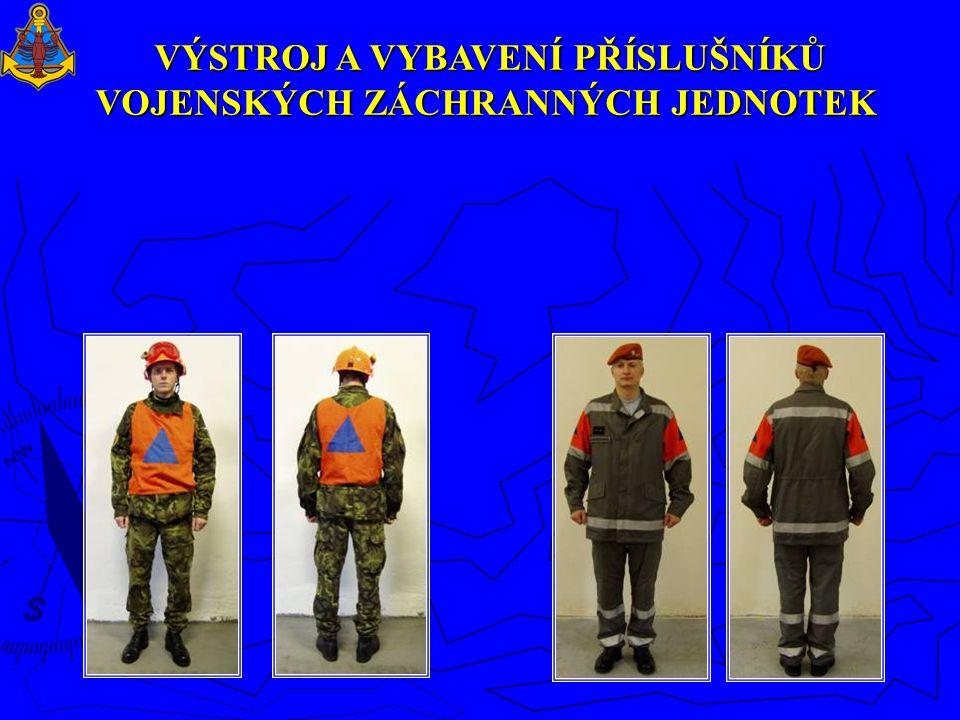 Hlavní úkoly vojenských záchranných útvarů (VZÚ) po transformaci AČR od 1.10.