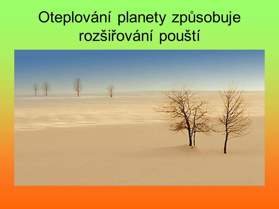 Znečištění povrchových a podzemních zdrojů vody