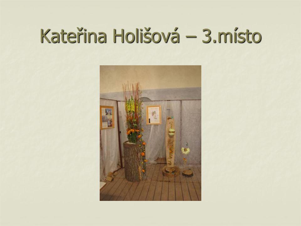 Kateřina Holišová – 3.místo