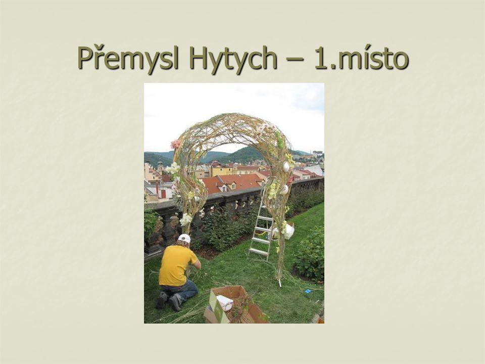 Přemysl Hytych – 1.místo