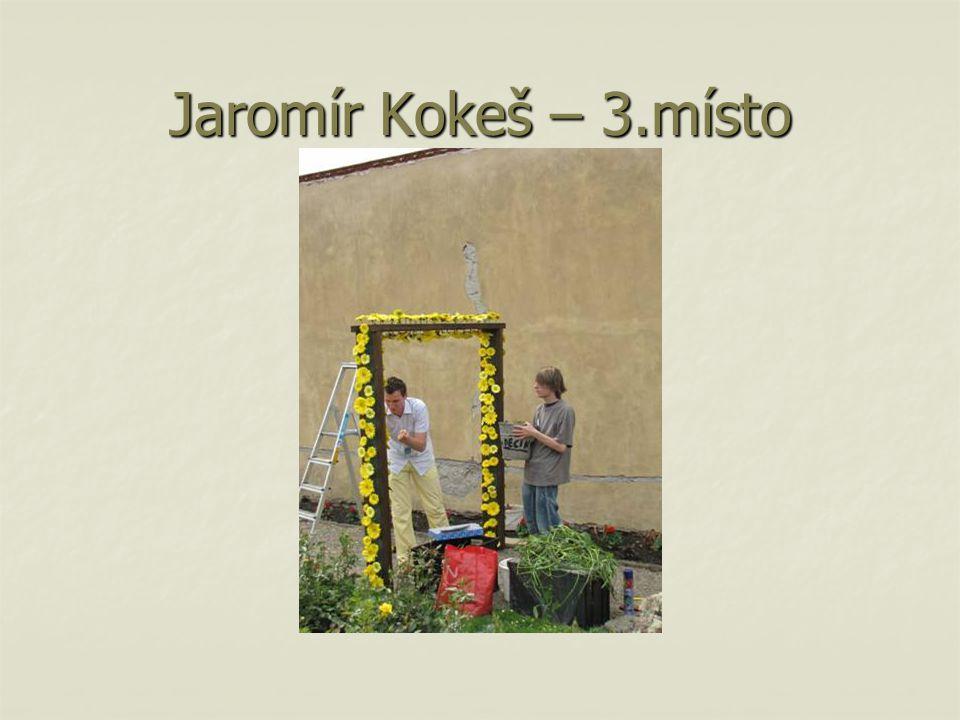 Jaromír Kokeš – 3.místo