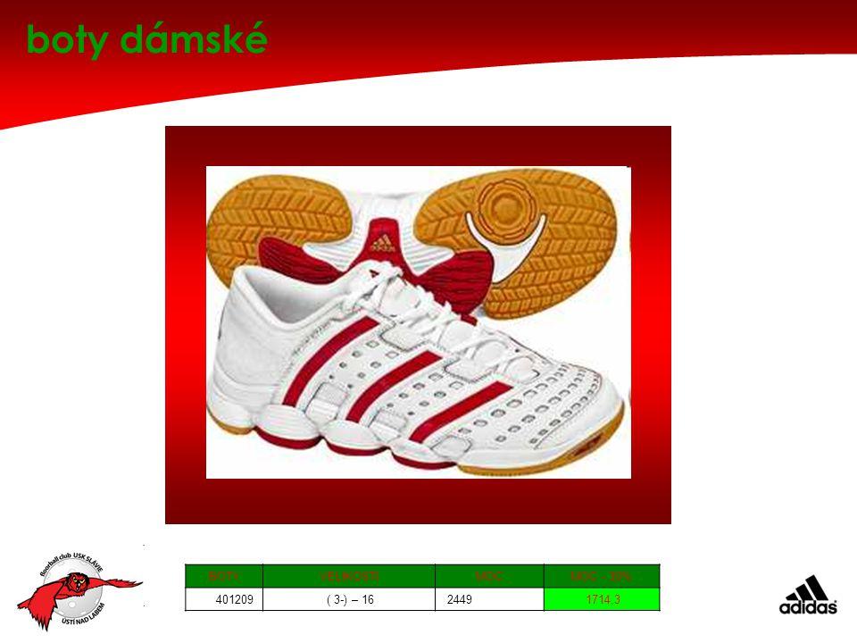 boty dámské BOTYVELIKOSTIMOCMOC - 30% 401209 ( 3-) – 16 2449 1714,3
