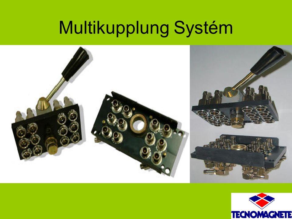 Multikupplung Systém