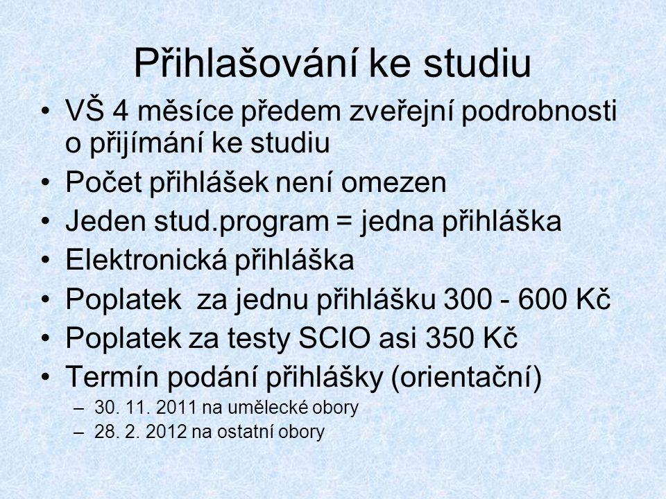 Soukromé vysoké školy str.2 •Moravská vysoká škola Olomouc, o.p.s.
