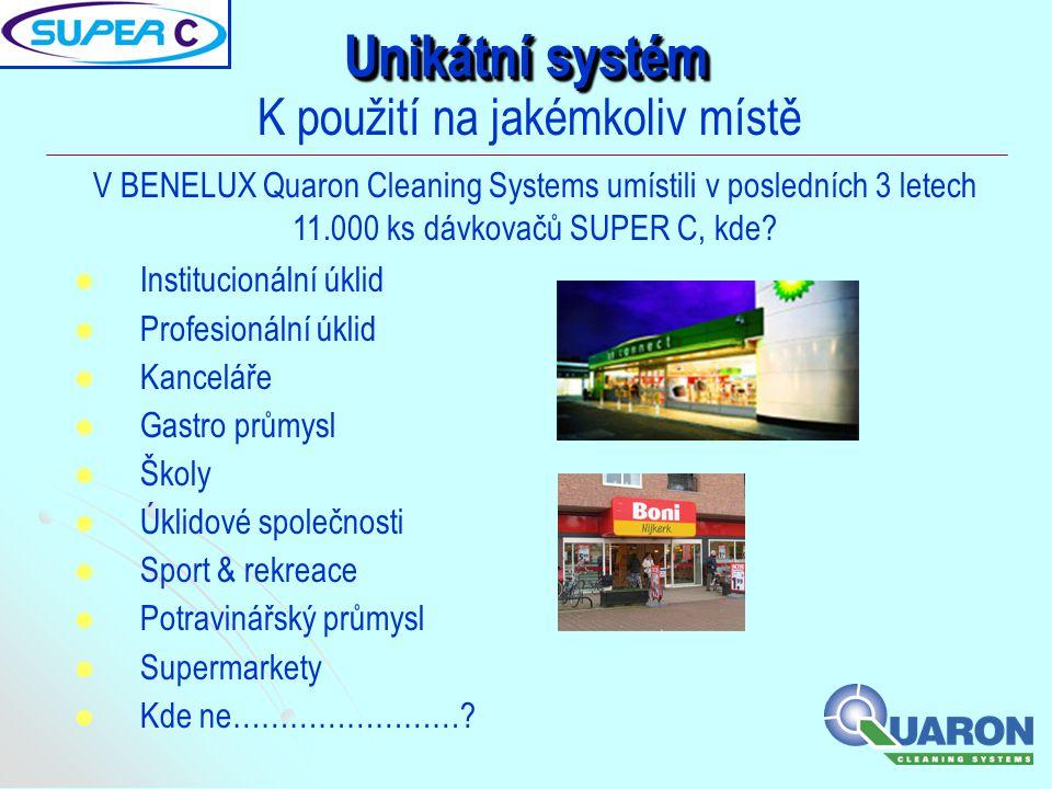   Institucionální úklid   Profesionální úklid   Kanceláře   Gastro průmysl   Školy   Úklidové společnosti   Sport & rekreace   Potravi