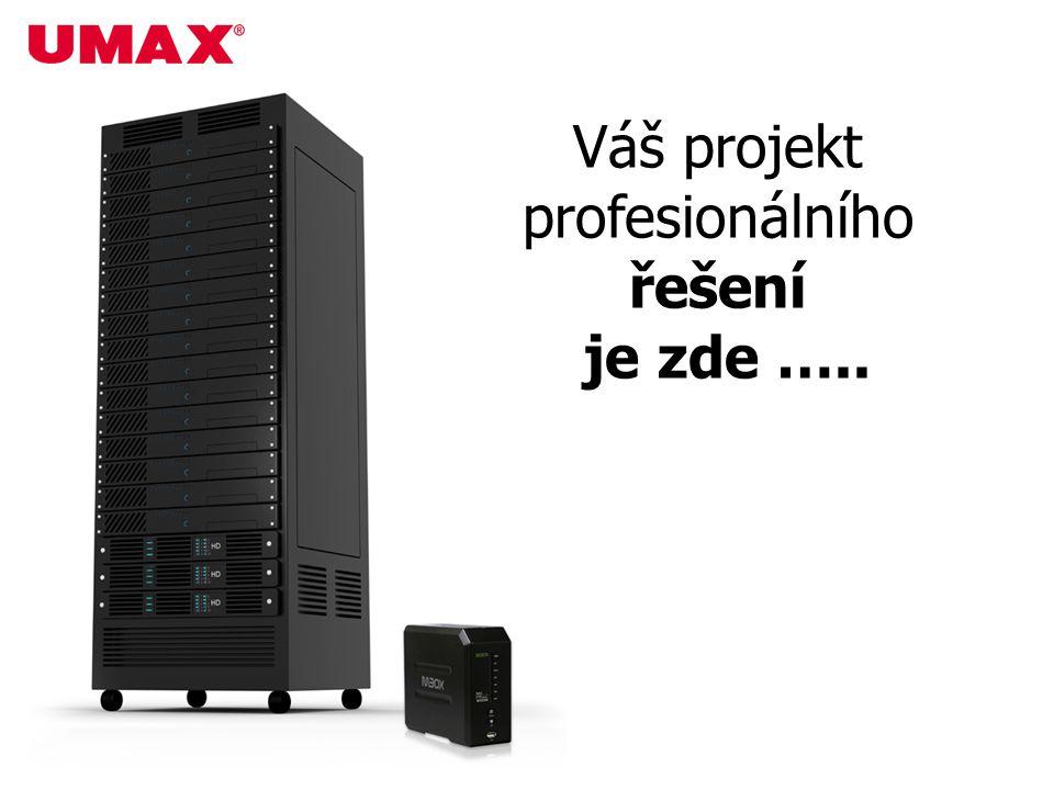 Váš projekt profesionálního řešení je zde …..