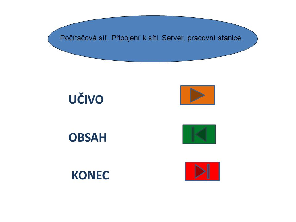 UČIVO OBSAH KONEC E-mail – komunikace elektronickou. poštou.