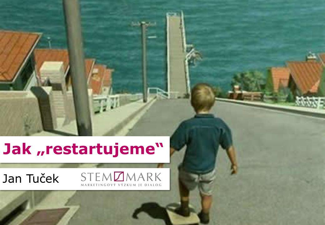 "Jan Tuček Jak ""restartujeme"