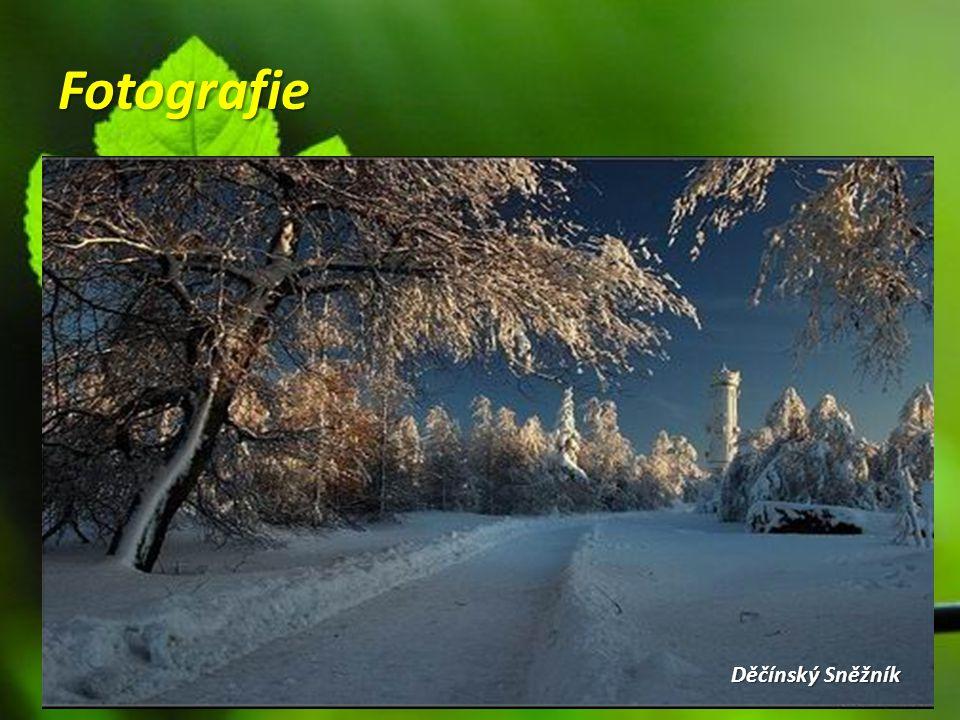 Fotografie Děčínský Sněžník