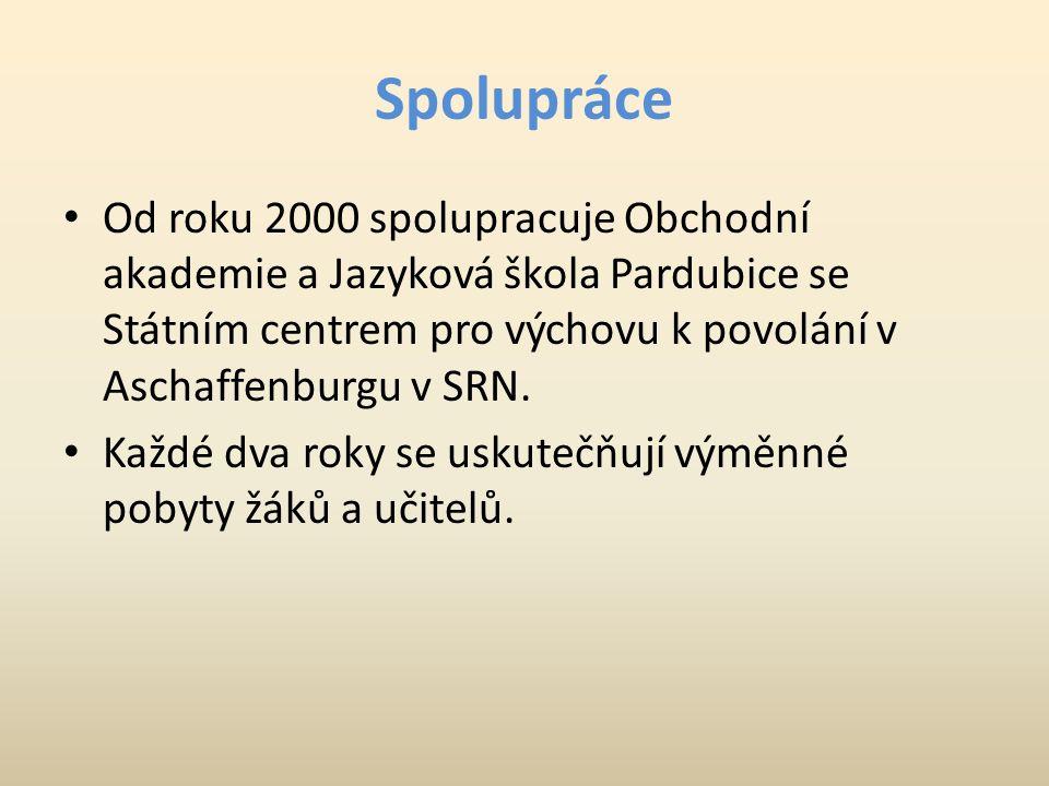 Šestý výměnný pobyt • Ve školním roce 2012/2013 se uskutečnil již šestý výměnný pobyt studentů a pedagogů.