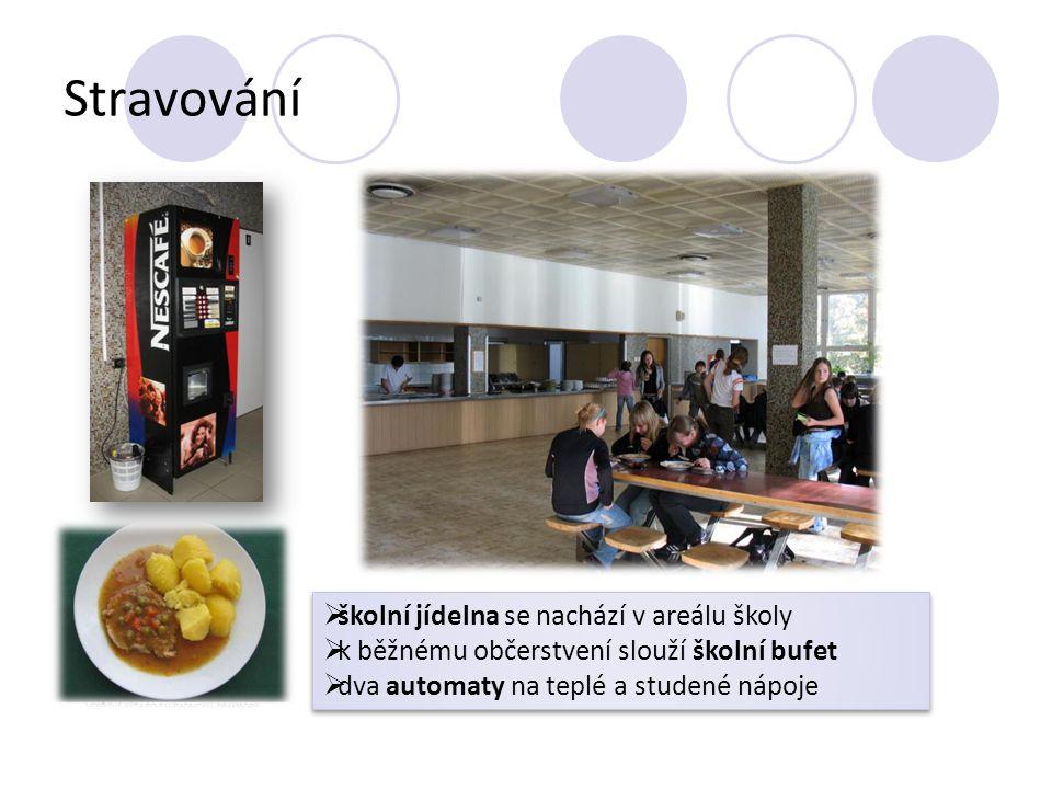  Dostupnost školy je velmi dobrá autobusové spojení navazující na výstup ve stanici metra C – Kobylisy Dostupnost školy