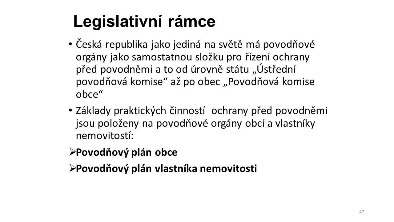 48 Zákon 254/2001 Sb.o vodách a o změně některých zákonů (vodní zákon) ze dne 28.