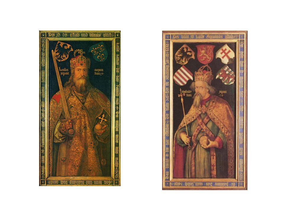 Dürerovi současníci •saský malíř Lucas Cranach st.