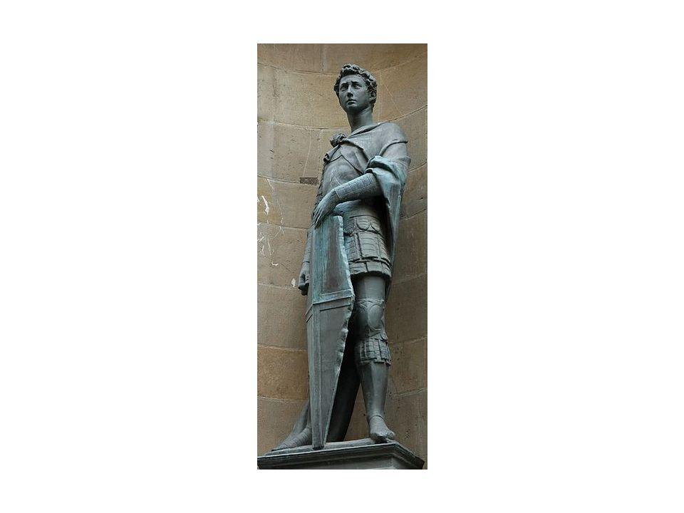 Raně renesanční malířství •zakladatel: malíř Masaccio (Tommaso di Giovanni di Simone Guidi, 1401-1428)- foto •začleňoval postavy do architektury dle perspektivy, využíval atmosféru a osvětlení •jeho stěžejní dílo: výzdoba kaple Brancachiů v kostele Sta Maria de Carmine ve Florencii •malíři hledali zákonistosti kompozice, barvy, osvětlení •další autoři: Filippo Lippi, Fra Angelico, Paolo Ucello, Piero della Francesca
