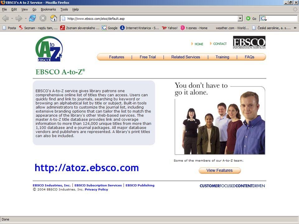 http://atoz.ebsco.com