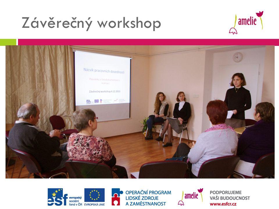Závěrečný workshop