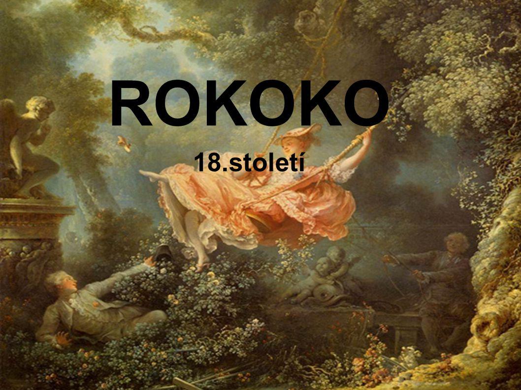 ROKOKO 18.století