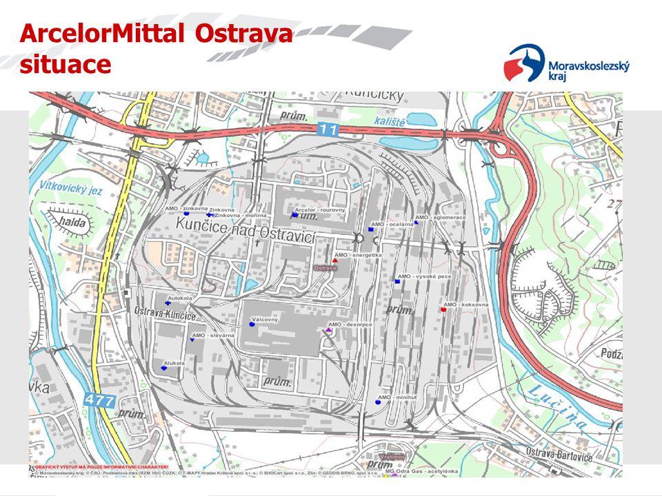ArcelorMittal Ostrava situace
