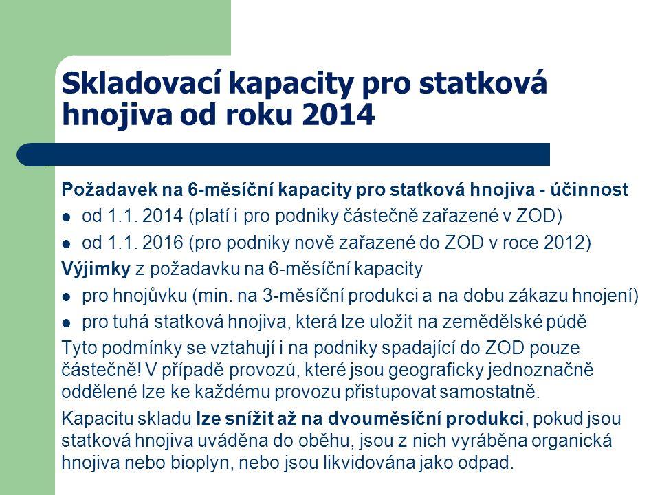 Agroenvironmentální opatření (AEO) v roce 2014 (NV č.