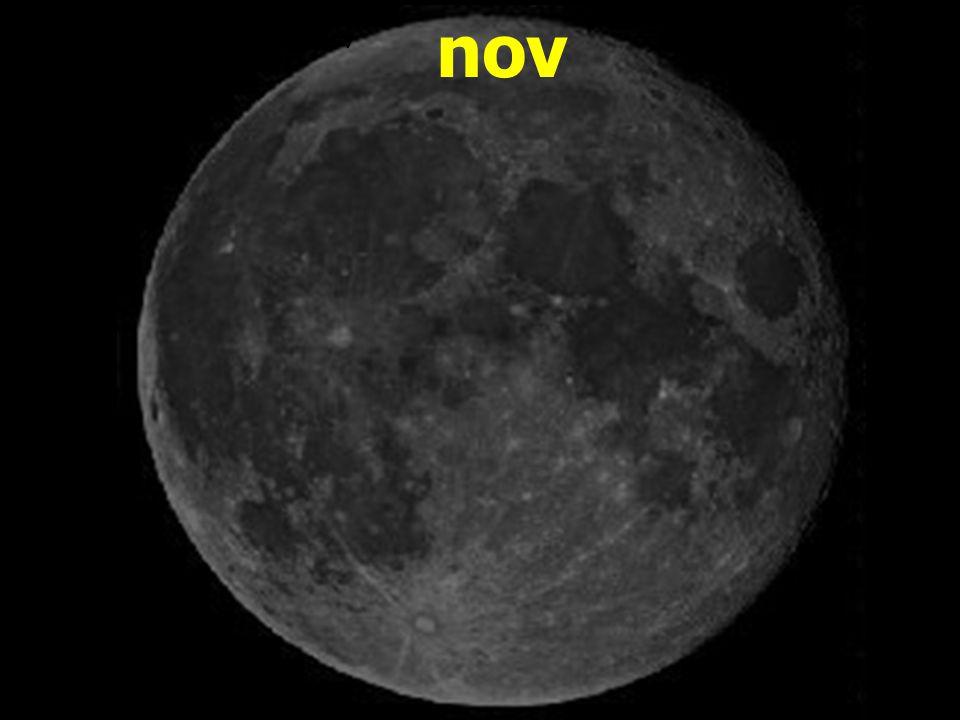 Měsíční nov nov