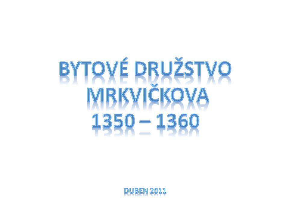 Představení orgánů družstva 2 Člen představenstva družstva Josef Hlaváček • vchod/byt – 1356/18 • Stav – ženatý 2 děti • v Mrkvičkově ulici od r.