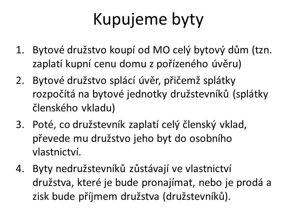 Představení orgánů družstva 2 Místopředseda družstva Jiří Pivoňka • vchod/byt – 1360/78 • Stav - ženatý 1 dítě • v Mrkvičkově ulici od r.