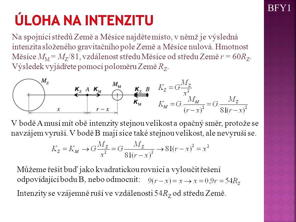  Zavádí se pro dvojici částic o hmotnostech m a M, které jsou ve vzdálenosti r.