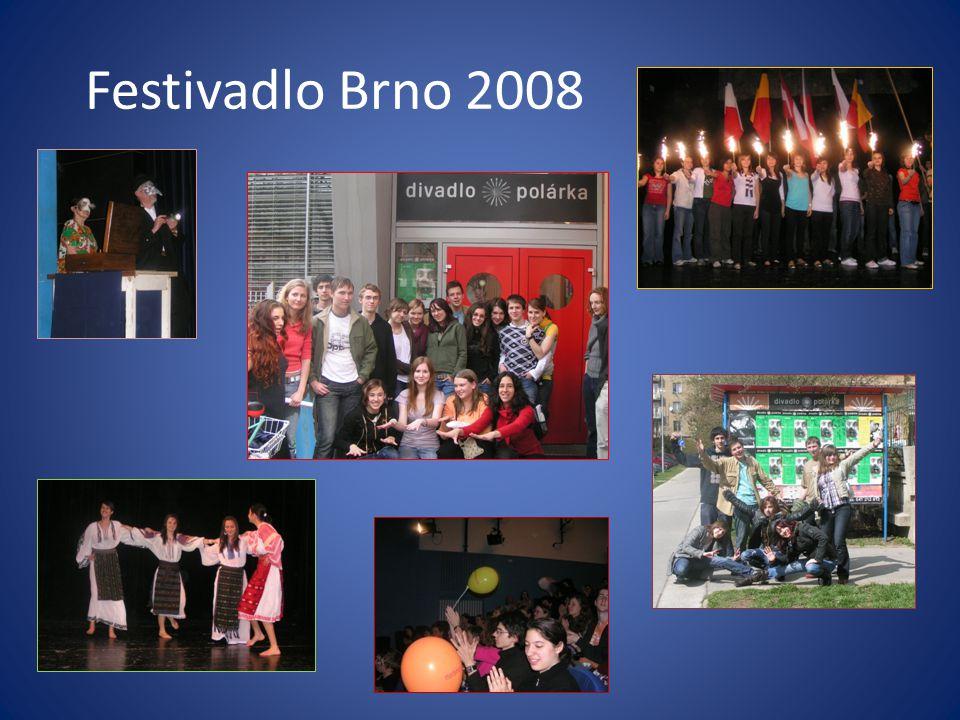 Festivadlo Brno 2008