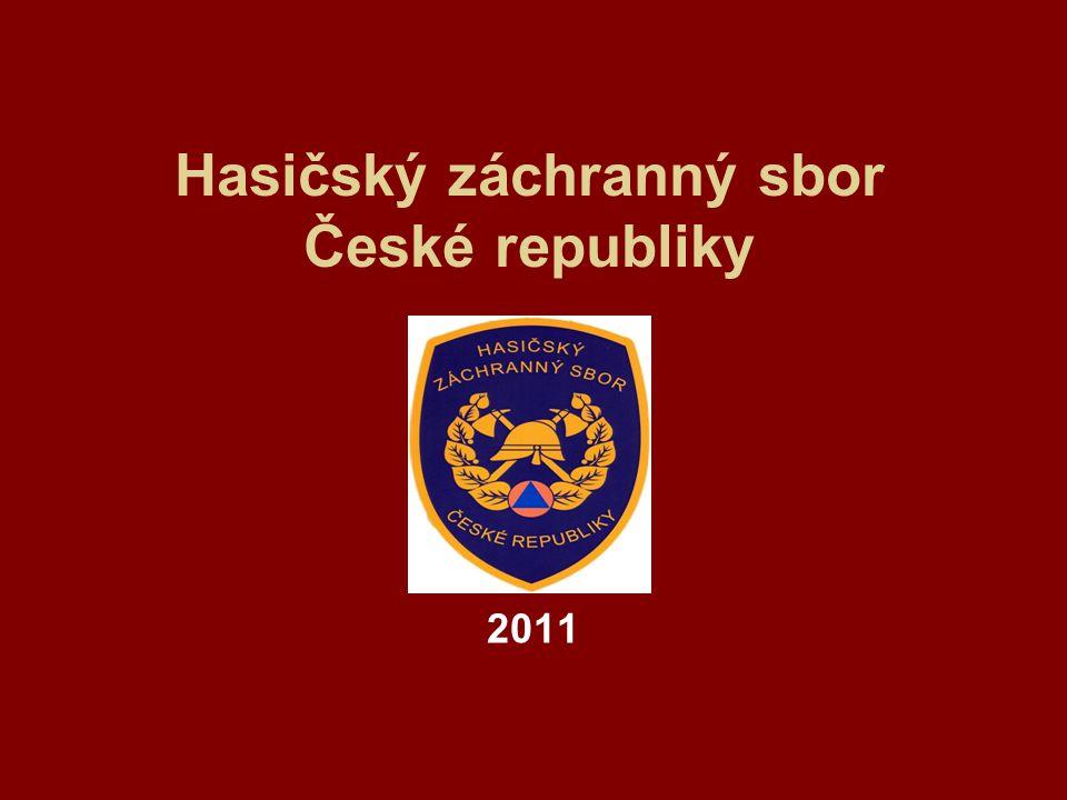 Hasičský záchranný sbor České republiky 2011