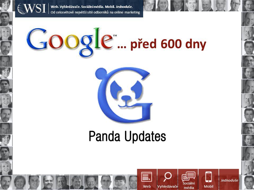 … před 600 dny Od celosvětově největší sítě odborníků na online marketing Web. Vyhledávače. Sociální média. Mobil. Jednoduše. Sociální média WebVyhled