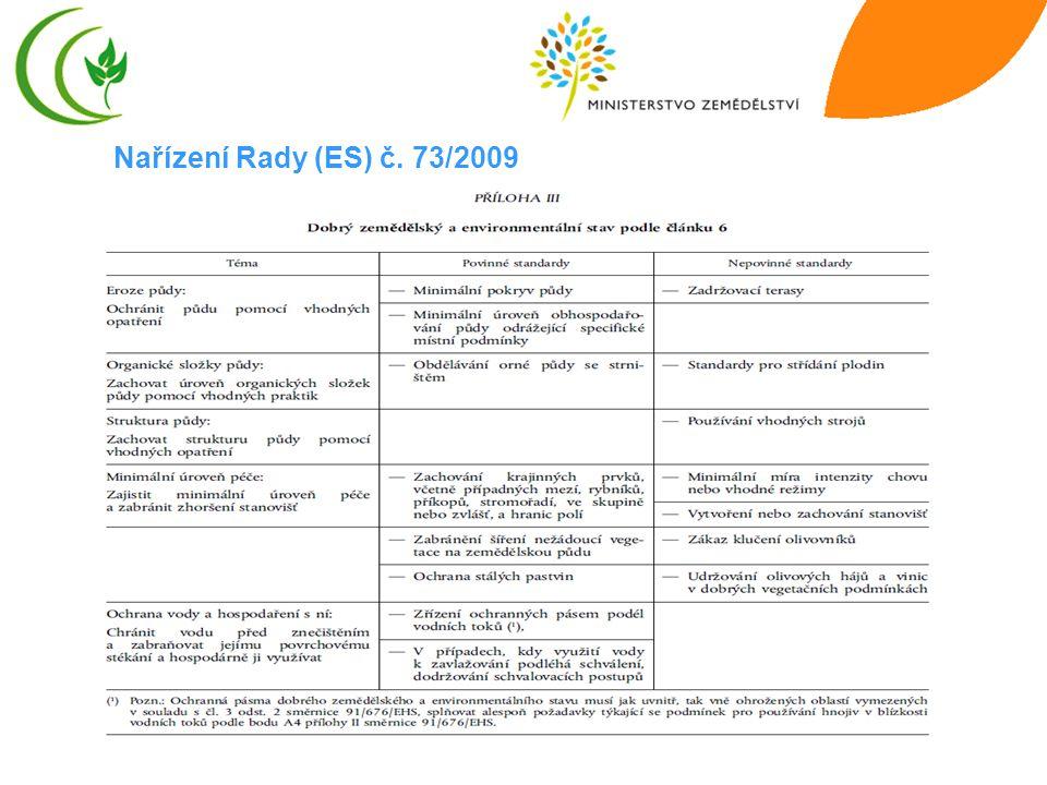 4 Nařízení Rady (ES) č. 73/2009