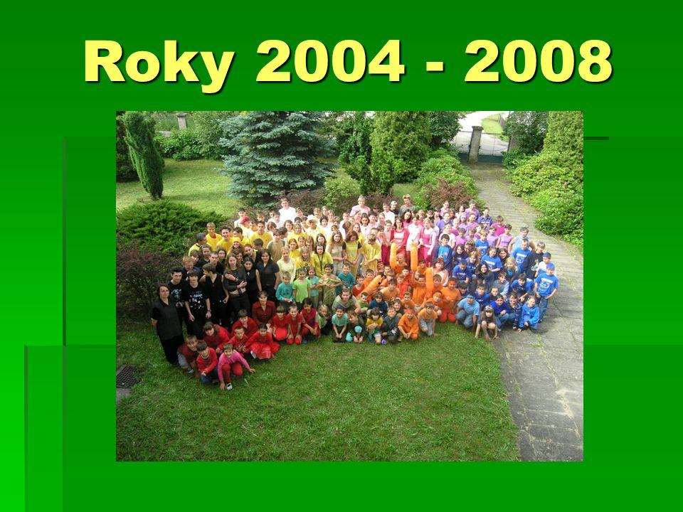 Roky 2004 - 2008