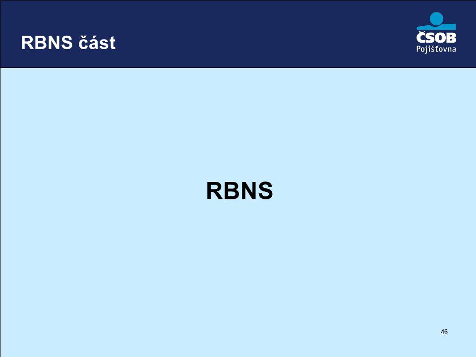 46 RBNS část RBNS
