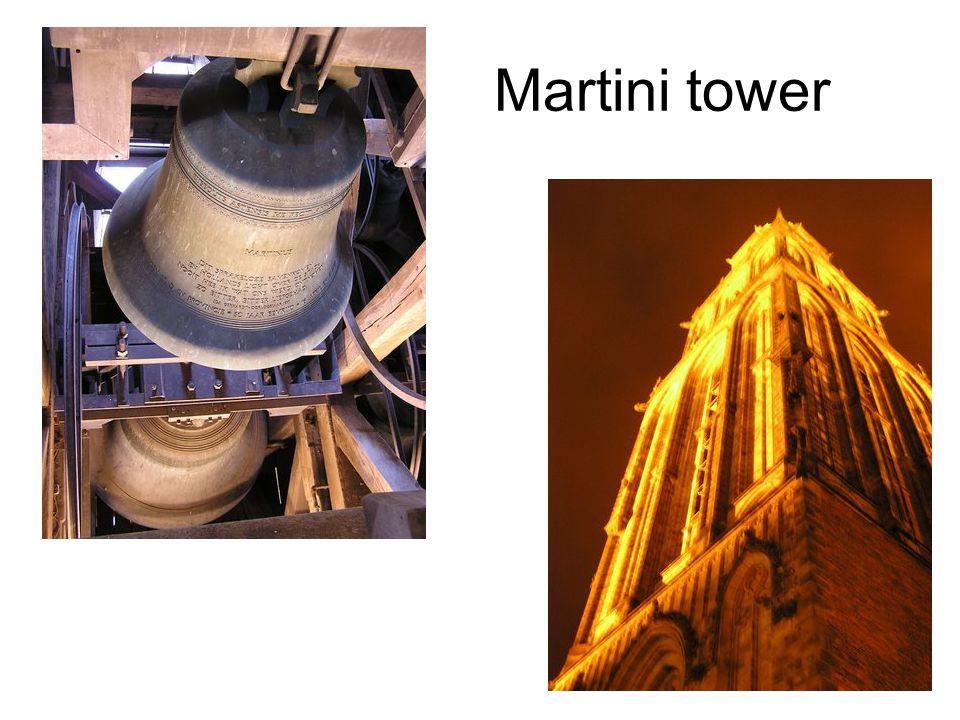 Martini tower