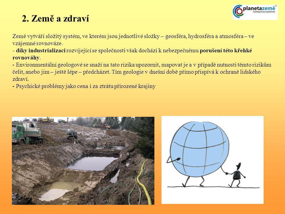 Příklady On-line geologická encyklopedie: www.geology.cz Česká geologická službawww.geology.cz