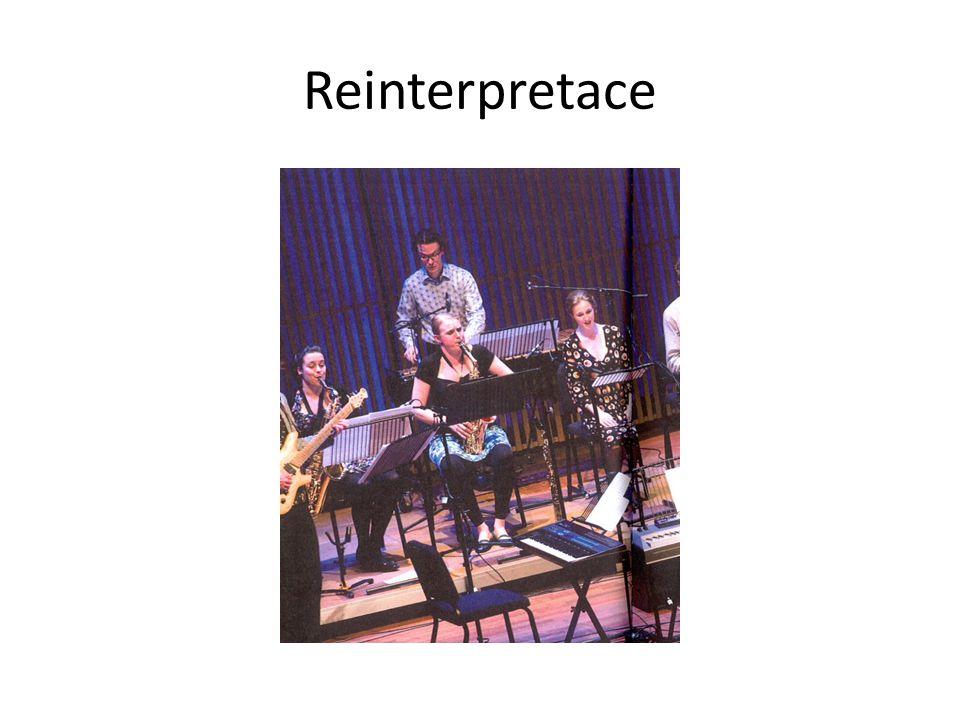 Reinterpretace