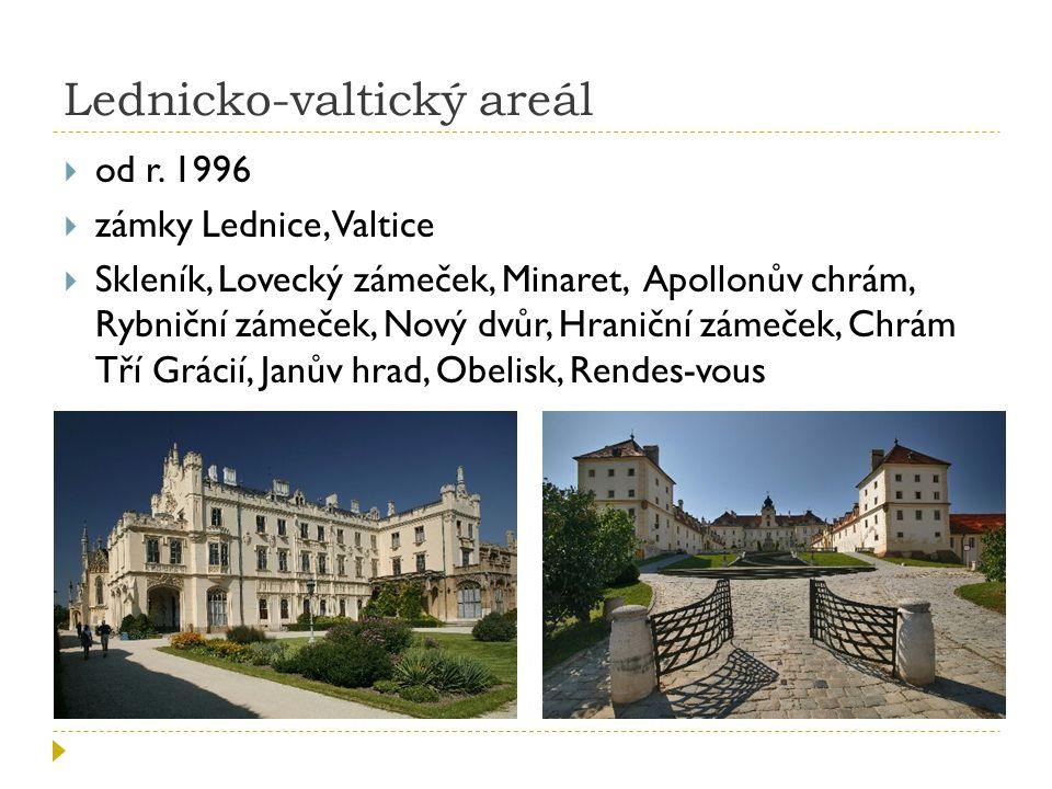Biosférické rezervace  Křivoklátsko (1977)  Třeboňsko (1977)  Dolní Morava (dříve Pálava) (1986, rozšíření a přejmenování 2003)  Šumava (1990)  Krkonoše (1992)  Bílé Karpaty (1996)