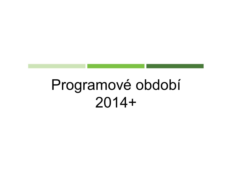 Programové období 2014+