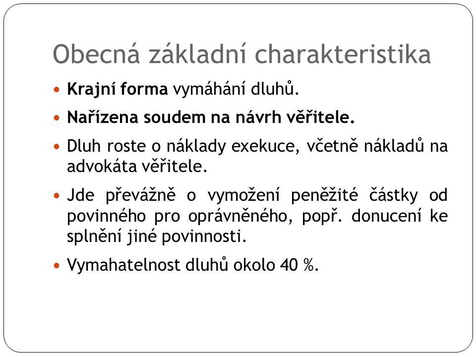Právní úprava, důležité odkazy  Zákon č.120/2001 Sb.