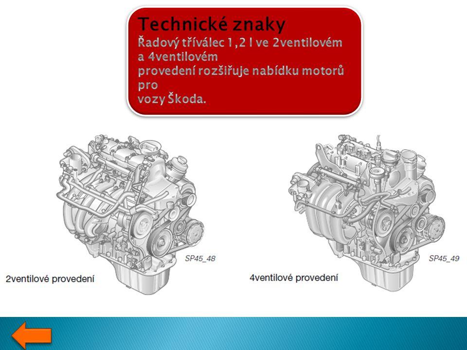 Regulační ventil PCV Zajiš.uje ve skříni klikového hřídele stálý podtlak a umožňuje její provětrávání čerstvým vzduchem.